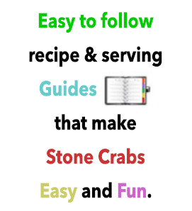 easy to follow stone crab recipes