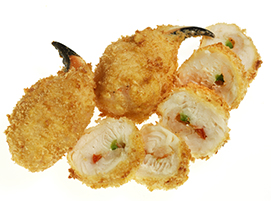 deep fried stone crab claws